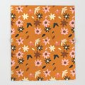 Цветочный дизайн одеяло s Осенние Цветы Узор пледы одеяла из фланелевой ткани одеяло пледы для дивана 150x200 цветок флис пледы