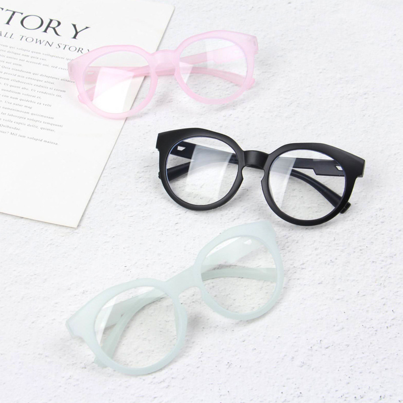 Iboode Anti Blue Light Kids Glasses Gaming Computer Google Ray Blocking Cute Eyeglasses Boy Girl Children Eye Protection Eyewear