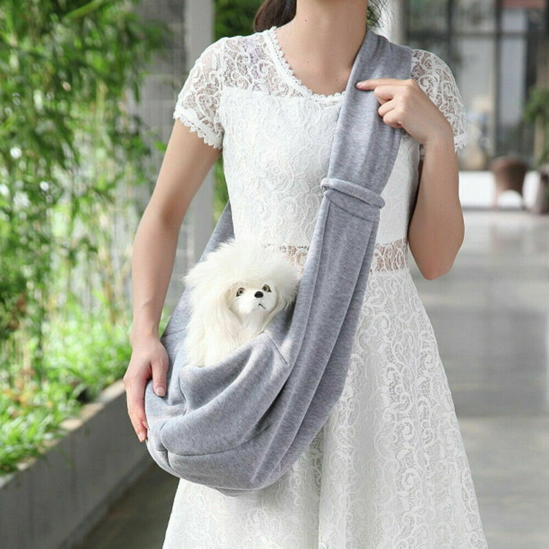 Special Bag Dog Pet Cat Rabbit Carrier Sling Puppy Tote Single Waist Bag Hands Free Carry