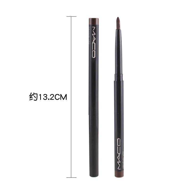1 Pcs เซ็กซี่สีดำ Long Lasting Eye Liner ดินสออายไลเนอร์กันน้ำ Smudge-Proof เครื่องสำอางค์แต่งหน้าความงามแฟชั่นอายไลเนอร์ดินสอ