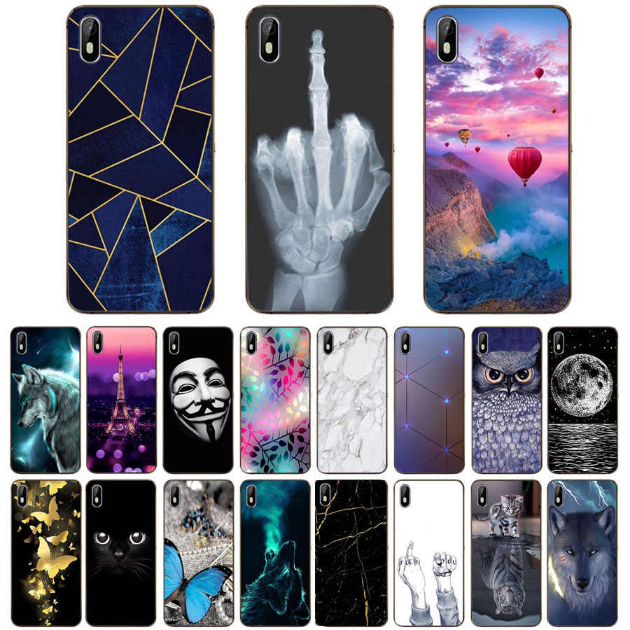 "Voor Cubot J5 Case 5.5 ""Luxe TPU Siliconen Cases voor Cubot J5 Telefoon Back Cover voor Cubot J 5 funda Coque"