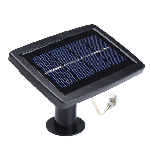 de tira luzes led flexivel corda solar