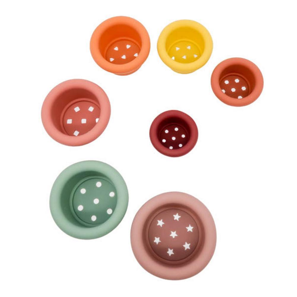 Conjunto de copos para bebês, 7 peças,