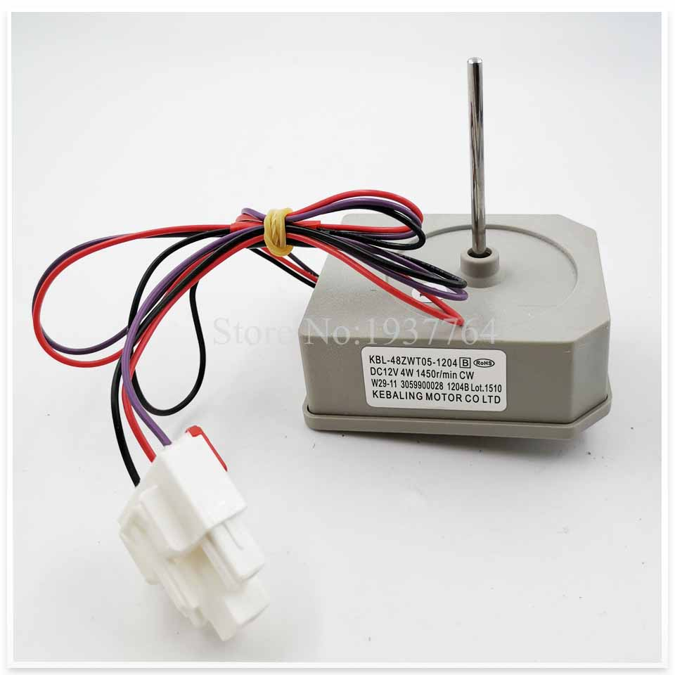 100% New For Good Working High-quality For Refrigerator Motor Freezer Motor KBL-48ZWT05-1204