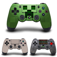 PS 4 Controller Skin Sticker Game PS4 Gamepad Stickers Vinyl Decal Cover for Sony PlayStation 4 DualShock 4 Wireless Controller