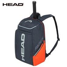 Backpack Tennis-Bag Head Djokovic Racket Tenis Raquete with Radical Original