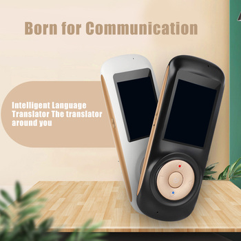 Smart Instant Voice Translator 70 Languages 2.4 Inch Screen Portable Translation Interpreting Machine NC99