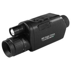 Outdoor HD Monocular Infrared Night Vision Telescope Hunting Telescope WiFi Digital Goggles Binoculars