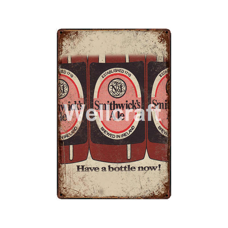 [ WellCraft ] Roote Beers Metal Poster Wall Tin Signs Posters Vintage funny Painting Wine Custom Bar Pub Decor  LT-1959
