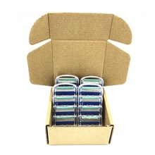 High Quality Men Shaver Razor Blades 5 Layer Safety Shaving Men Shavers Blades Replaceable Gilletee Fusione 16pcs/box