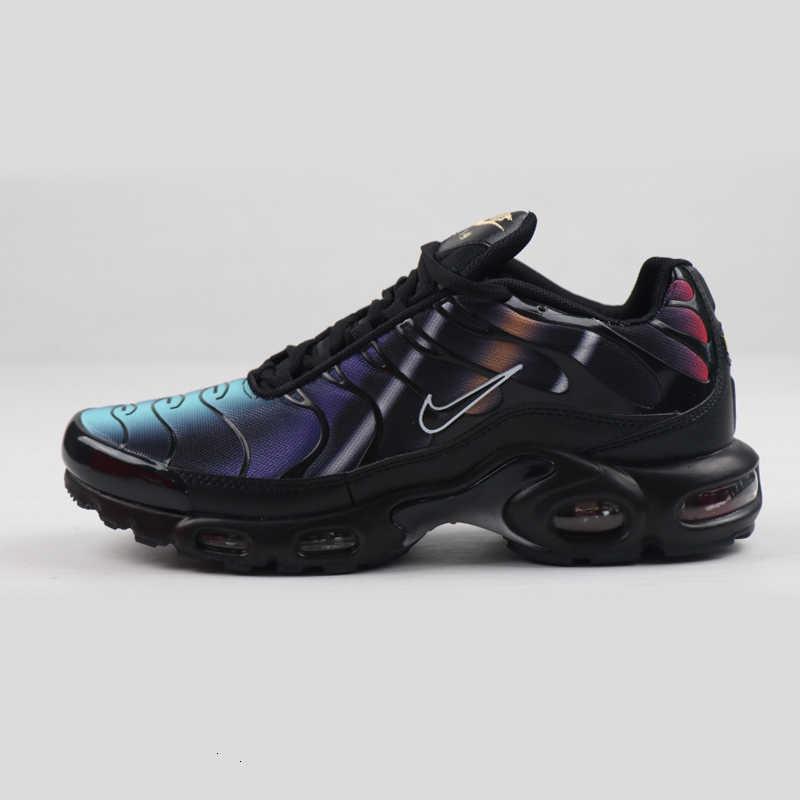 Nike Air Max Tn Plus Mannen Loopschoenen Comfortabele Luchtkussen Outdoor Sport Sneakers Lichtgewicht Sneakers Mannen #918240- 003