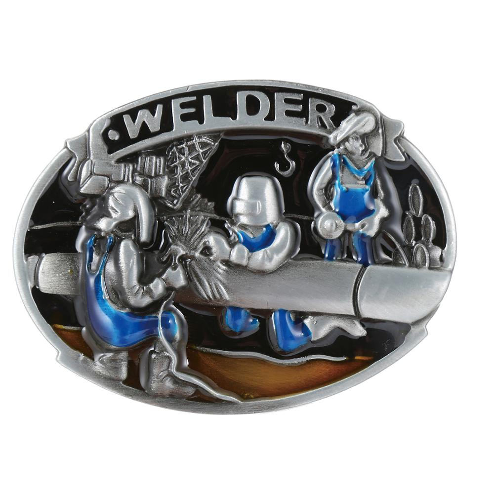 Fashionable Men's Belt Buckle Western Cowboy Belt Accessories Suitable For Fashion Wear