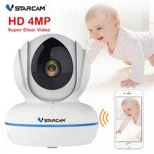 Vstarcam Bé Màn Hình Camera 4MP Full HD WiFi Romete BeBe Baba Điện Tử Giữ Trẻ Tầm Nhìn Ban Đêm Không Dây Video Bảo Mẫu Máy Ảnh