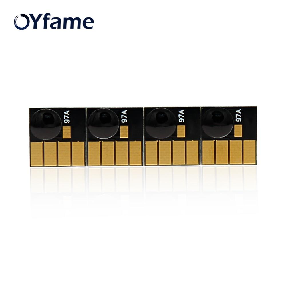 OYfame для HP 932 933 ARC чипы для HP932 932XL 933XL для HP Officejet pro 6600 6700 6100 7610 7612 картридж постоянные чипы