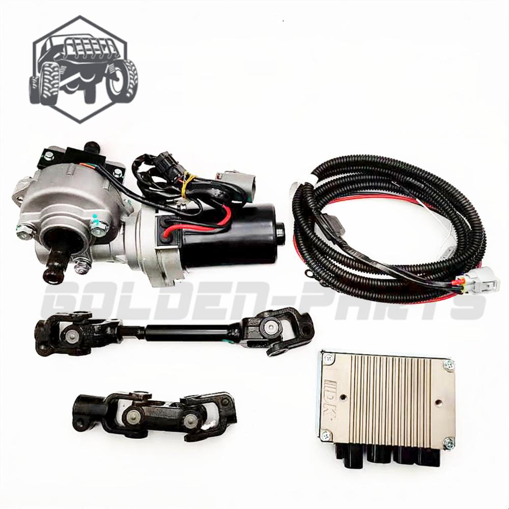 U8 EPS KITS Electric Power Steering Assy For 800 Uforce GO KART QUAD GOES Steel Beach Car Accessories Dune Buggy Parts