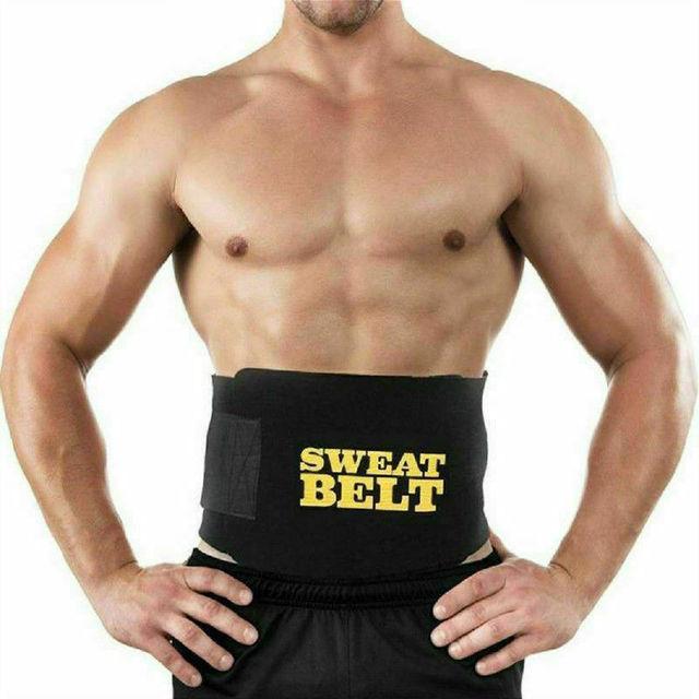 Women Sweat Body Suit Belt Shaper Premium Waist Trimmer Belt Waist Trainer Corset Shapewear Slimming Vest Underbust 1