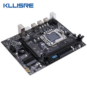 Image 4 - Kllisre X9A האם סט עם Xeon LGA 1356 E5 2420 C2 2x4GB = 8GB 1333MHz DDR3 ECC REG זיכרון