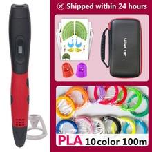 3d pen 3d pens,new Year gift Kids birthday present Christmas,1.75mm ABS/PLA Filament,3 d pen 3d model,Creative 3d printing pen