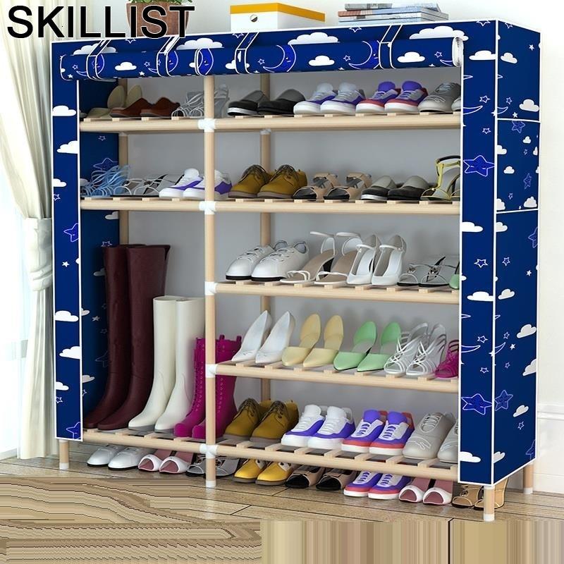 Schoenenrek Cabinet Meuble Rangement Rack Armario De Almacenamiento Mobilya Scarpiera Mueble Sapateira Furniture Shoes Storage