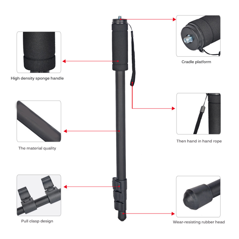 cheapest SHOOT AHDBT-501 Three Dual Port 1220mAh Battery for GoPro Hero 8 7 6 5 Black Camera with USB Charger for Go Pro Hero 8 Accessory