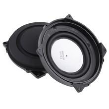 2PCS Passive Radiator 120mm Woofer Speaker Auxiliary Bass Membrane Vibration Diy Accessories