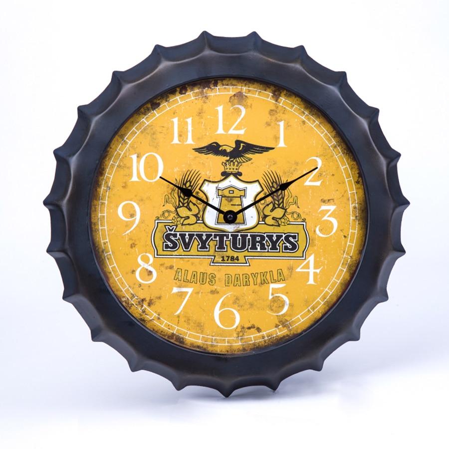 Sale Up To 10 3d Barman Horloge Murale Design Moderne Mecanisme