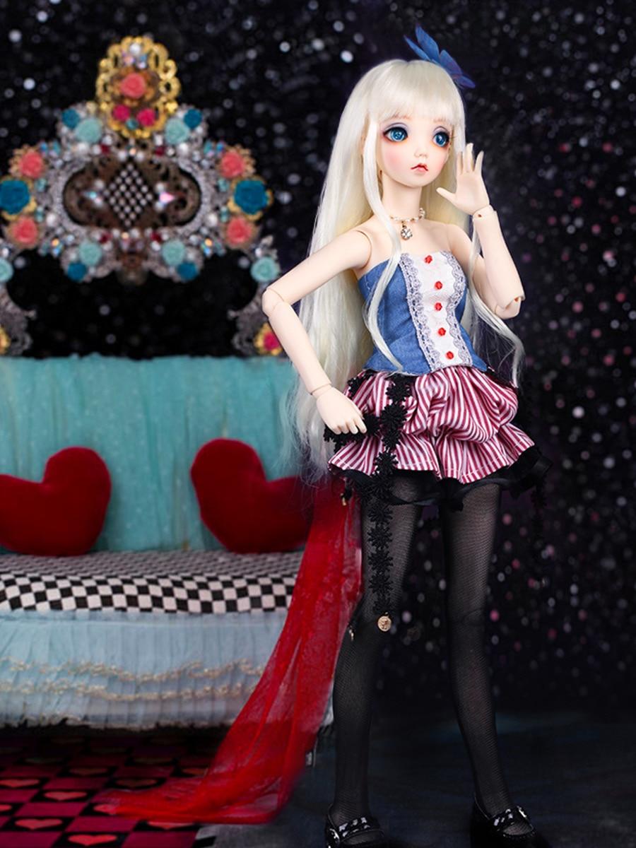 High-Quality Bjd Dolls Fairyland Minifee Toys Msd-Model Girls Resin Eyes Shop Mioa Boys