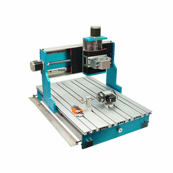 4 Axis CNC Engraving Machine Frame Kit 6040 Linear Guideway NEMA 23 Stepper Motor for DIY CNC Router Milling Cutting Machine