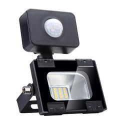 10W 220V 5. Generacji LED światło halogenowe Ultra cienki odcinek ciepły biały/zimny biały z indukcją Dropshipping