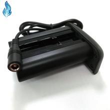 LP E4 DR E4 coupleur cc externe faux factice batterie LP E4N E19 pour Canon caméra 1DX 1DX2 1DS3 1D4 10 12V