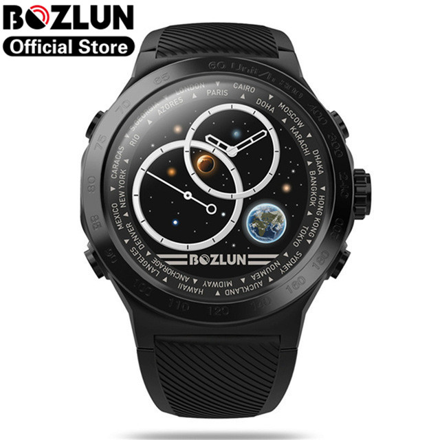 Bozlun mode montre intelligente fréquence cardiaque activité Tracker Bluetooth Sport Smartwatch IP68 étanche podomètre montres d'extérieur W31