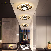 Modern Led Chandelier Lustres Home Ceiling Chandelier Lamp For Living room Bedroo Corridor Light Aisle Lamp Balcony Luminaires
