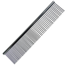 New Trimmer Grooming Comb Brush high quality Comb Rake Hair Shedding Kill Flea For Pet Cat Dog Comb for dog 18cmx4.2cm #R5 double side pet fur dog brush comb rake hair brush cat grooming deshedding trimmer tool dog comb pet brush rake 12 23 blades