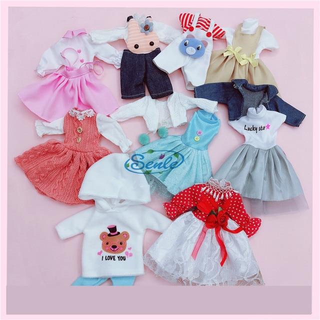 Одежда и обувь для куклы 30 см. 1