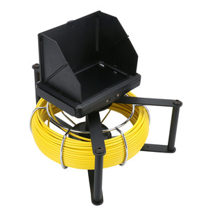 Image 4 - MAOTEWANG10M/20M/30M/40M/50M Industrial Pipe Sewer Inspection Video HD 1080P Camera with Meter Counter/ DVR Video/Photo Editing