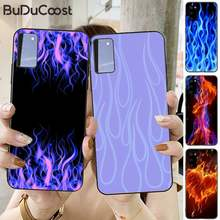 Versaca Api 3D Lukisan Phone Case untuk Samsung Galaxy S10 Plus S10E S6 S7 Edge S8 S9 Plus S10lite S20 plus S20 Ultra(China)