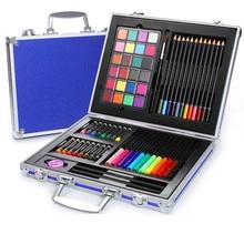 68pcs Painting Set Watercolor Paint Pastel Color Pencil Charcoal Professional Kids Kawaii Painting Crayon Eraser Art Supplies