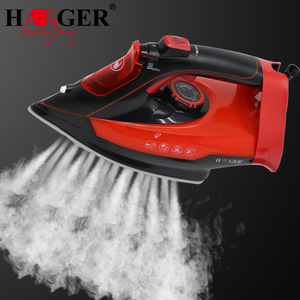 2600W Electric Garment Steamer Steam Iron For Clothes For Household Steam Generator Road Irons Ironing Ceramic Soleplate