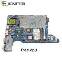 NOKOTION 519095-001 486725-001 JAL50 CQ45 LA-4102P placa Principal para HP campaq laptop mothebroard PM45 DDR2 G103M GPU CPU Livre