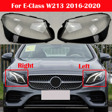 Headlights-Lamp-Cover Shade-Shell Glass-Lamp W213 Mercedes-Benz E-Class for E300 E200