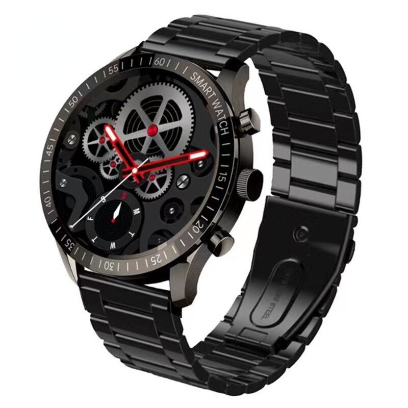 Permalink to 2021 Luxury Smart Watch Men 1.32in HD Screen Resolution 360*360 Fitness Tracker Bloodpressure Bloodoxygen Bracelet Smart Watches