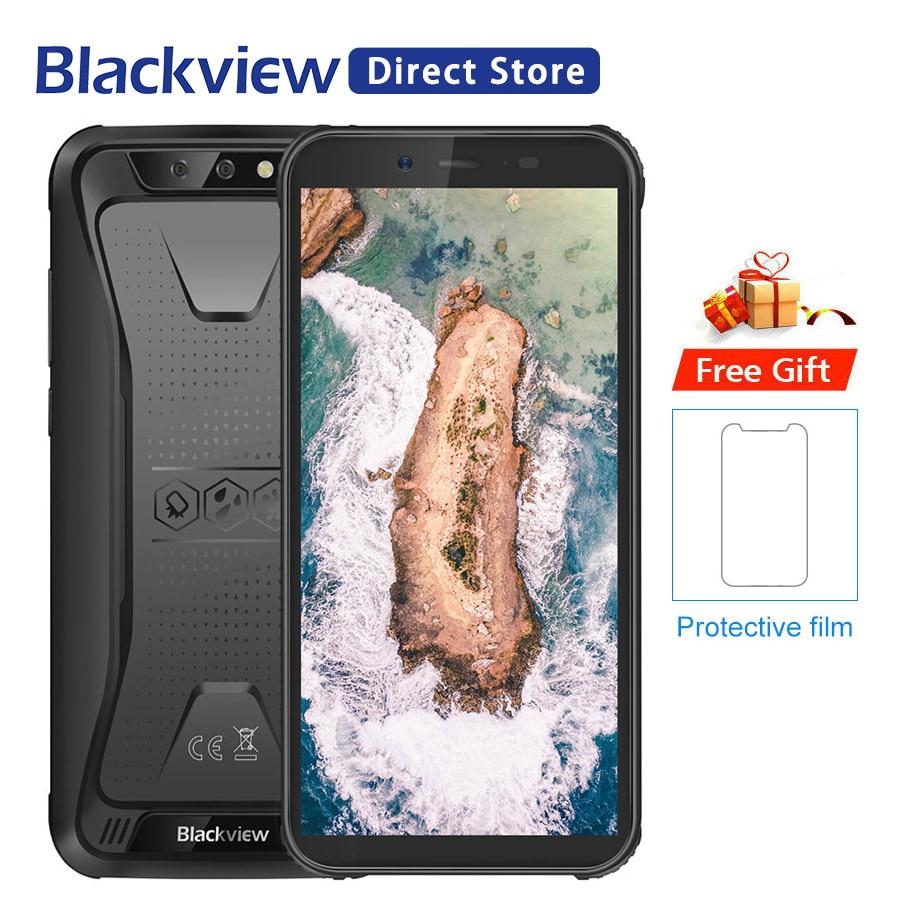 "Originele Blackview BV5500 5.5 ""IP68 Waterdichte Robuuste Outdoor Smartphone 2GB + 16GB Android 8.1 4400mAh Dual SIM 18:9 Mobiele Telefoon-in Mobiele Telefoons van Mobiele telefoons & telecommunicatie op AliExpress - 11.11_Dubbel 11Vrijgezellendag 1"