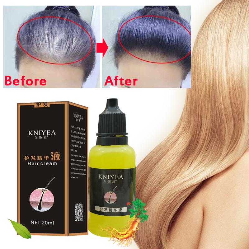Hair Growth Serum Keratin Hair Treatment Anti Hair Loss Oil Shampoo For Hair Care Products Keratine Essential Oils Health Care