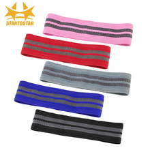 Startostar high quality body building leg power exercise gym resistance band(China)