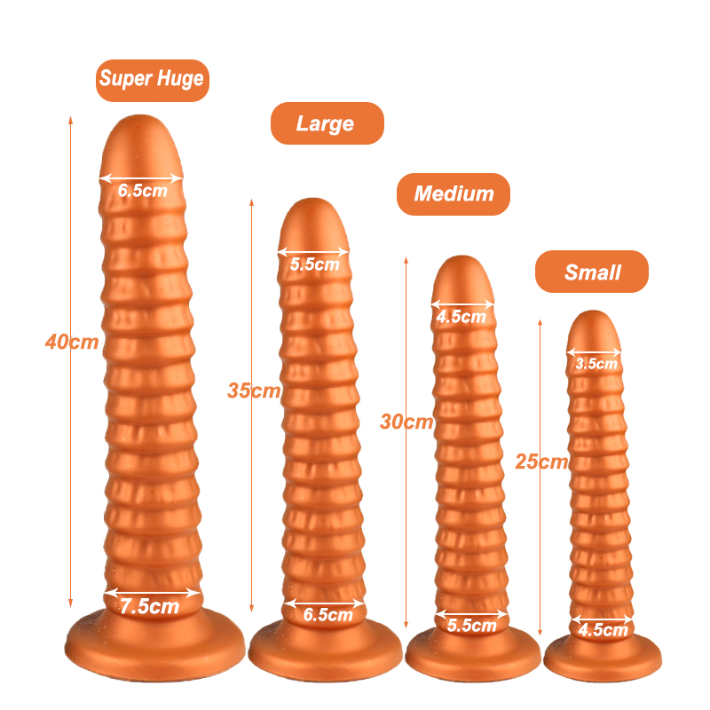 2516.35руб. 34% СКИДКА|13/14 дюймовый длинный анальный штекер большой силиконовый фаллоимитатор с присоской Анальная пробка Анус стимулятор расширения большой анальный бисер взрослые секс игрушки для женщин и мужчин|Анальные секс-игрушки| |  - AliExpress