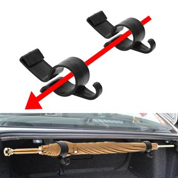 Car Trunk Umbrella Holder Organizer for iPhone Samsung GPS Car Mount Dashboard Plate Magnet image