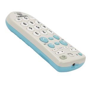 Image 5 - 유니버설 적외선 IR TV 세트 원격 제어 슈퍼 호환 Chunghop 고품질 TR007 큰 버튼 큰 키