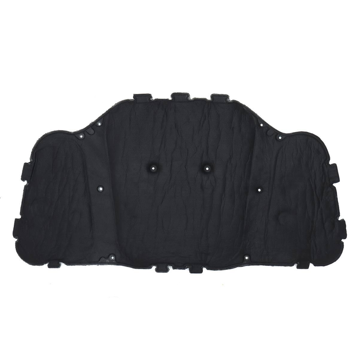 Réduction du bruit coussin d'isolation voiture stéréo bruit isolation thermique insonorisé tapis de protection pour BMW E60 E61 525i 528i 530i - 2