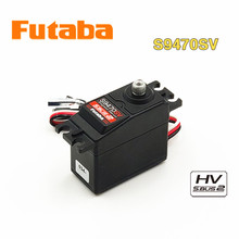 Original Futaba Servo S9470SV S.Bus2 High-Voltage High Torque Digital 1/10 Car Servo 100% original power hd digital servo hd 1235mg high voltage 40kg for 1 5 car can work for futaba jr free shipping