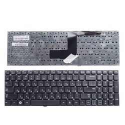 Teclado russa Para Samsung RC530 RV509 NP-RV511 RV513 RV515 RV518 RV520 NP-RV520 RC520 RC512 RU laptop Teclado preto